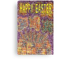EASTER 92 Canvas Print