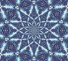 Blue Lotus by Eren  Ozkural