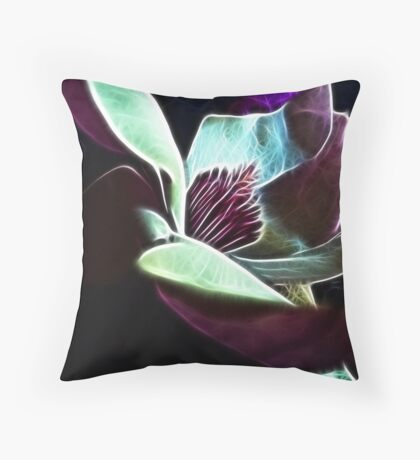 Art by Redfield Throw Pillow
