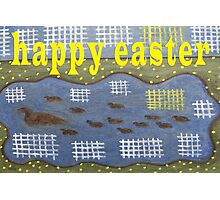 EASTER 95 Photographic Print