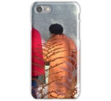 Wailing Wall of St. Xenia iPhone Case/Skin