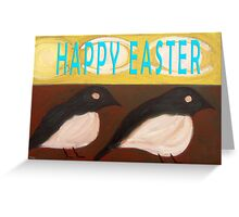 EASTER 98 Greeting Card