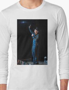 Clint Black Long Sleeve T-Shirt