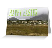 EASTER 100 Greeting Card