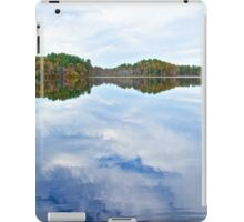 Earth Above and Sky Below iPad Case/Skin