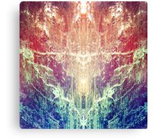 Forest Prism Canvas Print