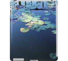 Lily pad on water - 2013 iPad Case/Skin