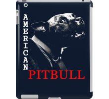american pit bull iPad Case/Skin