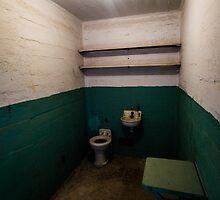Alcatraz Prison Cell by Reese Ferrier