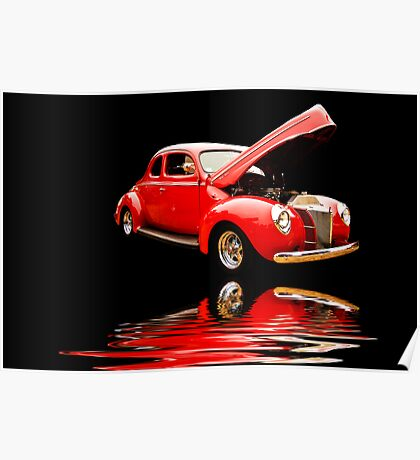 33 Ford Poster