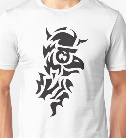 bird viking tattoo Unisex T-Shirt