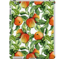 Ripe apples iPad Case/Skin