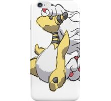 Ben's Mega Ampharos iPhone Case/Skin