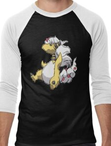 Ben's Mega Ampharos Men's Baseball ¾ T-Shirt