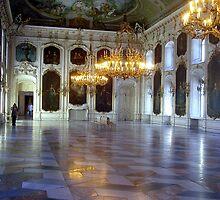 Imperial Palace - Innsbruck, Tyrol (Austria) by sstarlightss