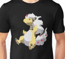 Ben's Mega Ampharos (No outline) Unisex T-Shirt