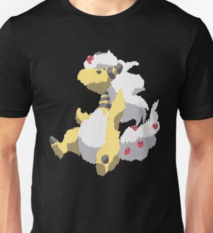 Ben's Mega Ampharos (No outline) T-Shirt