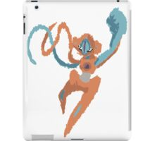 Owain's Deoxys (No outline) iPad Case/Skin