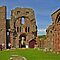 Lindisfarne Abbey - HOLY ISLAND by tonymm6491