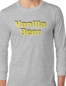 Scrubs Vanilla Bear Long Sleeve T-Shirt