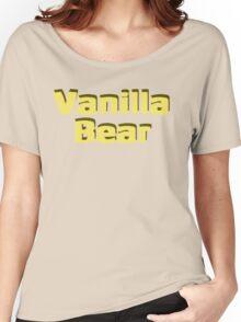 Scrubs Vanilla Bear Women's Relaxed Fit T-Shirt