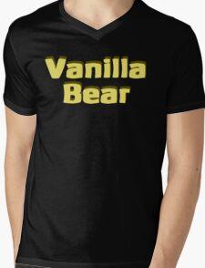 Scrubs Vanilla Bear Mens V-Neck T-Shirt
