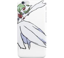 Rhys' Mega Gardevoir iPhone Case/Skin