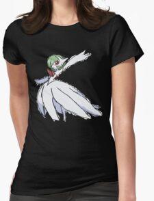 Rhys' Mega Gardevoir Womens Fitted T-Shirt