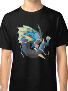 Derek's Mega Gyarados (No outline) Classic T-Shirt