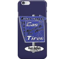 Cotswolds garage by Rogers Brothers iPhone Case/Skin