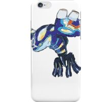 Becca's Primal Kyogre iPhone Case/Skin