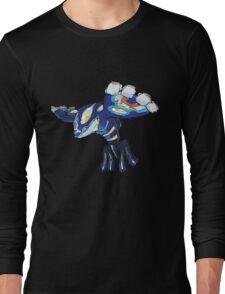 Becca's Primal Kyogre Long Sleeve T-Shirt