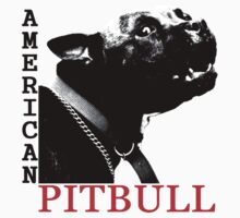 american pitbull terrier Kids Clothes