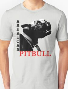 american pitbull terrier T-Shirt