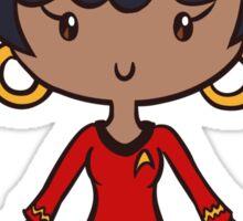 Uhura - Lil' CutiE Sticker