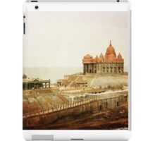 Vivekananda Memorial iPad Case/Skin