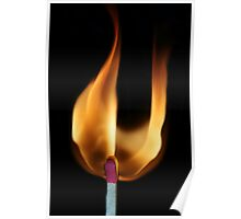 Match Flame Poster