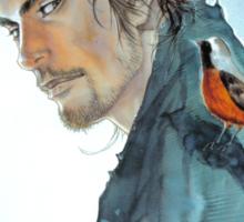 Vagabond - Musashi Miyamoto Sticker