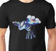 Becca's Primal Kyogre (No outline) Unisex T-Shirt