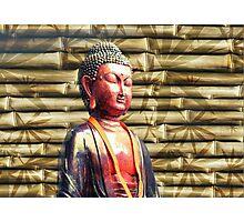 Asia Buddha Photographic Print