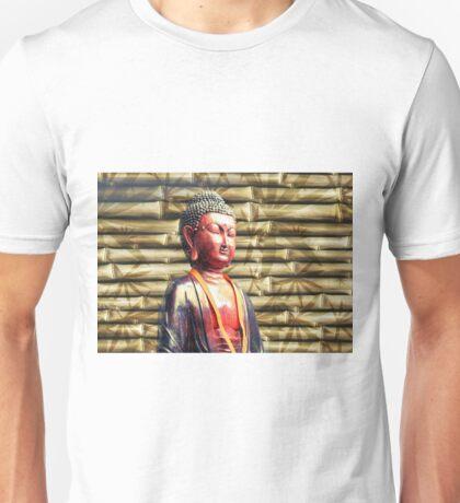Asia Buddha Unisex T-Shirt