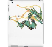 Owain's Mega Rayquaza iPad Case/Skin