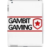 Gambit Gaming iPad Case/Skin