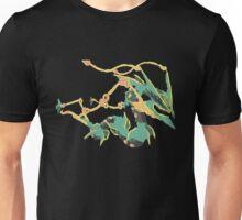 Owain's Mega Rayquaza (No outline) Unisex T-Shirt