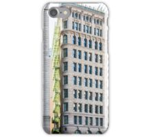 Green Balconies on Classic Architecture iPhone Case/Skin
