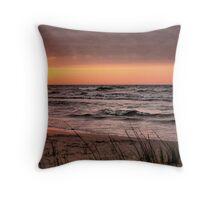 Aug Sunrise 'straightened' Throw Pillow