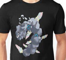 Becca's Mega Steelix (No outline) Unisex T-Shirt