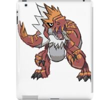 Derek's Tyrantrum iPad Case/Skin