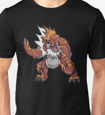Derek's Tyrantrum T-Shirt