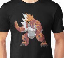 Derek's Tyrantrum (No outline) Unisex T-Shirt